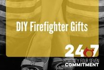 DIY Firefighter Gifts
