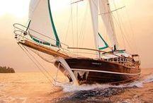 Sailing boats & Yachts