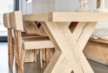 Project Inspiration // Tables / It's not just a table, it's the centre of social events!