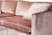 H O M E / Beautiful living and dreamy interior