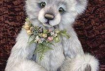 Teddy-медведи