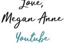 Love Megan Anne | Youtube