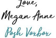 Love Megan Anne | Posh VoxBox
