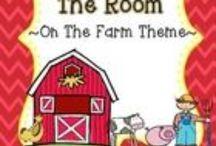 Farm Theme / by Diane Fangmeyer