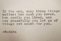 Words / by Susanne Baker