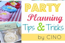 Let's Plan a PARTY / by Lacey Goslin-Braman