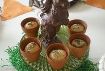 Easter / Easter and Spring tablescapes