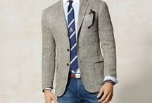 Gentleman's Apparel / by John Montey