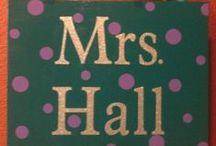 School Day Ideas / by Mandy (Herring) Hall ❤