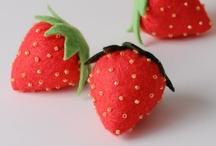 Berries/Cherries / by Doung Vudhipao