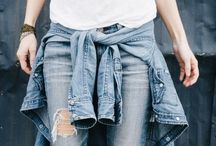 FASHION | DENIM STYLE / by Junko Nakase
