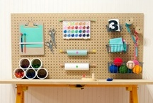 Craft Spaces - Organization / by SEI Crafts