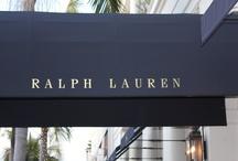 Ralph Lauren / by Doung Vudhipao