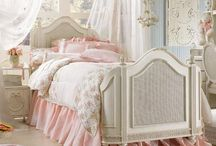 Ideas for the girls rooms / by Fanciful Events -Suzanne