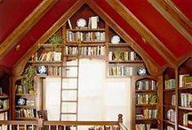 Book Shelf Ideas / by Melody Byard