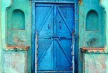 Doors / by Andrea Graves
