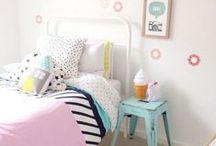 Kids Room : private space / La chambre des enfants renferme bien souvent des trésors cachés et des rêves infinis...