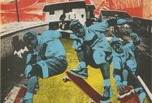 Skate Inspired / by Kelly Roy