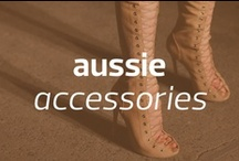 Aussie Accessories / Some of the best finishing touches on the #SS2013 looks of Mercedes-Benz Fashion Week Australia / by Mercedes-Benz Fashion Week