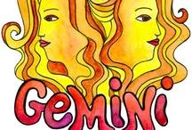 ~?^Gemini^¿~ / by Kelly Roy