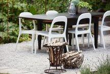 Terrasse, garden, outdoor