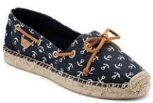Summer Sperry's!