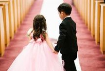 Including Children / Flower girls, Ring bearers Book your wedding ceremony at http://engle-heart.com/weddings_availability.html