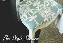The Style Sisters blog / Home decor ideas, DIY, Tablescapes, Recipes, Fun Family activities, Fashion  www.thestylesisters.blogspot.com