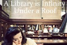 Future Librarian / by Tara Williams