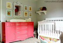 Samantha's Nursery (in progress) / Inspired by pinterest / by Kelly Roy