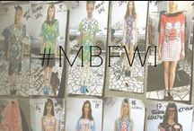 #MBFWI / by Fashion Week