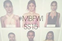 #MBFWI SS15 / by Fashion Week