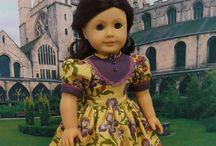 My Crafty-American Dolls