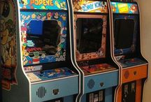 Home Arcades! / Home Arcade machines! Nothing like having a retro gaming system in your home that's an arcade machine!