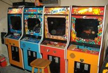 Classic Arcade Machines! / Classic Arcade Machines ! Only the classics, nothing modern, the quarter munchers!