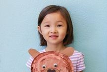 Storytime & Kids Crafts / Engaging storytime books, flannel boards, fun activities & more!