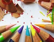 Color Your World / Adult coloring books are the latest trend and are a lot of fun!  These resources will help you get started. Check the Chandler Public Library events calendar for adult coloring programs too!