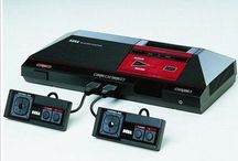 Vintage Video Gaming / The classics you remember from your childhood; if you grew up before Xbox :)
