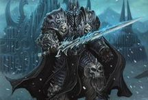Word of Warcraft Art / The art of World of Warcraft
