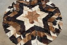 Goatskin and Cowskin furnitures / Furnitures made with goat skins and cow skins
