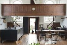 Kitchen & Dining room / by Avishag Golan