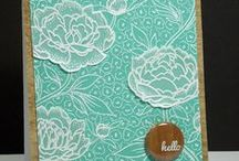 carte scrapbooking / by Marie Morcamp