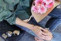 Fashion Rings - Statement Jewelry / Timeless statement rings with a charming vintage touch