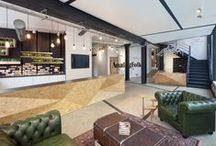 | OFFICES | Classic | / Kantoren met een klassieke interieur