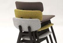 | FURNITURE | Actief zitten | / Collectie van stoelen