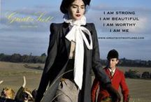 What Inspired Great Scot! / Vintage inspired style. classic couture reins on in rare Scottish tartans, luxurious tweeds  and plush velvets. Limited editons, bespoke beauties and immaculate customer service. Great Scot is commited to empowering women though encouraging her inner confidence and eccentricity to shine. www.greatscotscotland.com  Beautiful Clothes for Wonderful Women