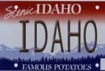 Idaho / by Tracy Hoskins-Krotzer