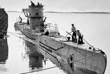 Submarines / Submarines (U-boats) from WW2