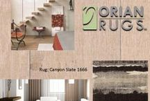 Creative and innovative rugs