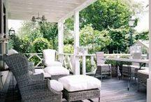 Balkóny & terasy